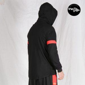Jogging anas rouge-Mouhajiroun