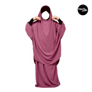 jilbab enfant - bleu nuit Mouhajiroun