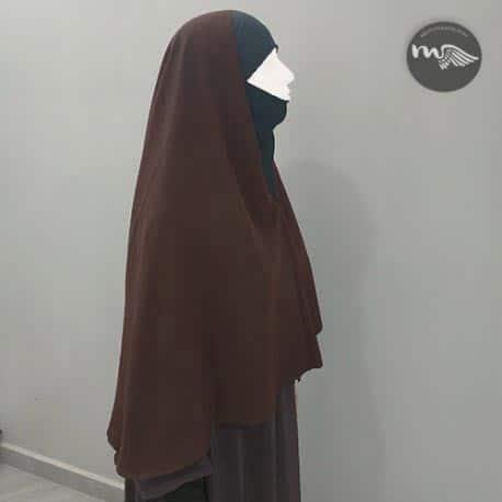 Khimar option Niqab Asma