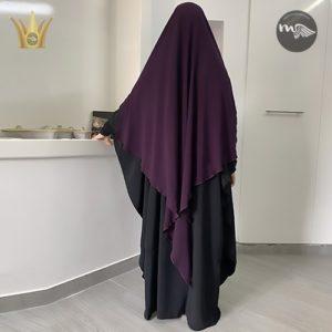 Khimar Pointu Leyla Mouhajiroun